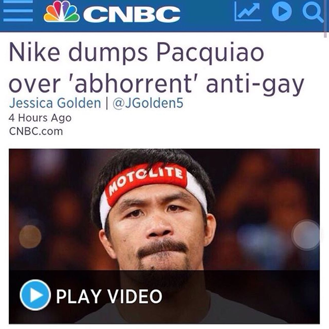I think I'ma buy myself a new pair of Nikes... Love you Nike! GenderEquality NikeforLife 😊
