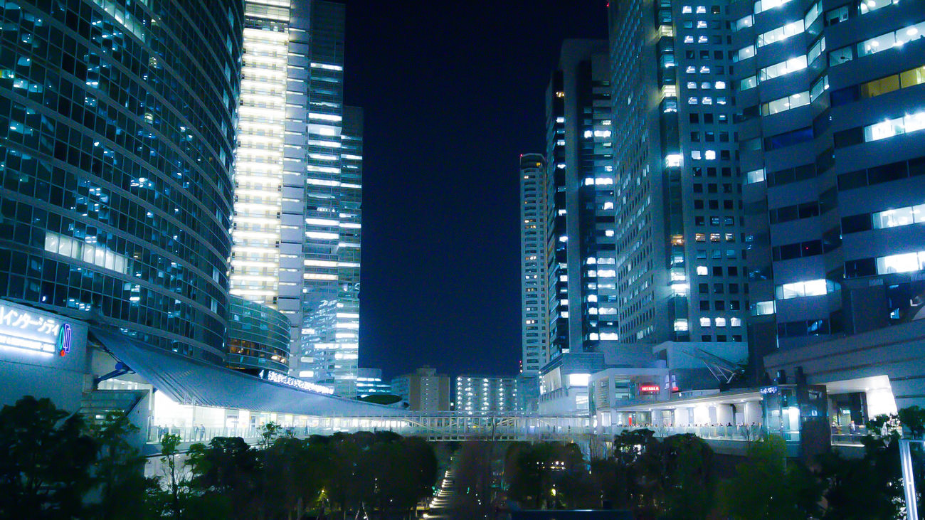 Japan Photography Cityscapes Nightscape Tokyo,Japan Mobilephotography 東京 品川 Shinagawa