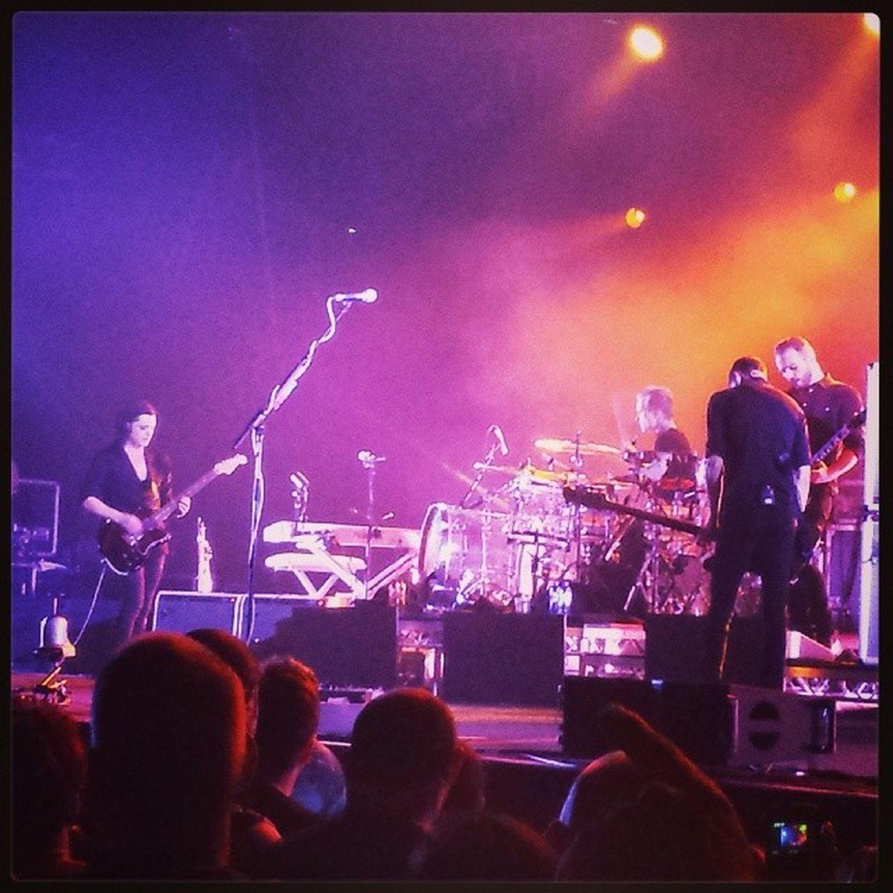 Placebo LoudLikeLove Tour Brianmolko music concert sportpaleis antwerp nogvanda instamusic