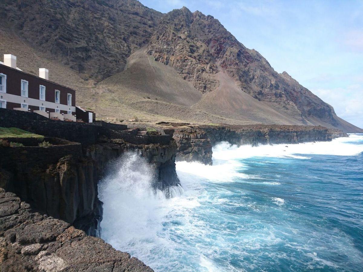 El Hierro Island Water