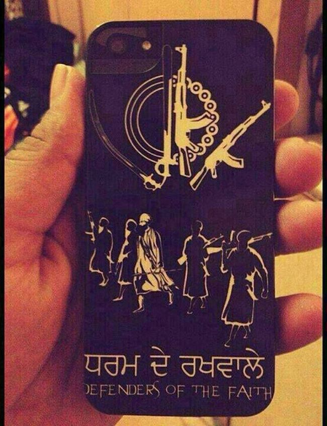 Proud to be a sikh....!!!! Enjoying Life