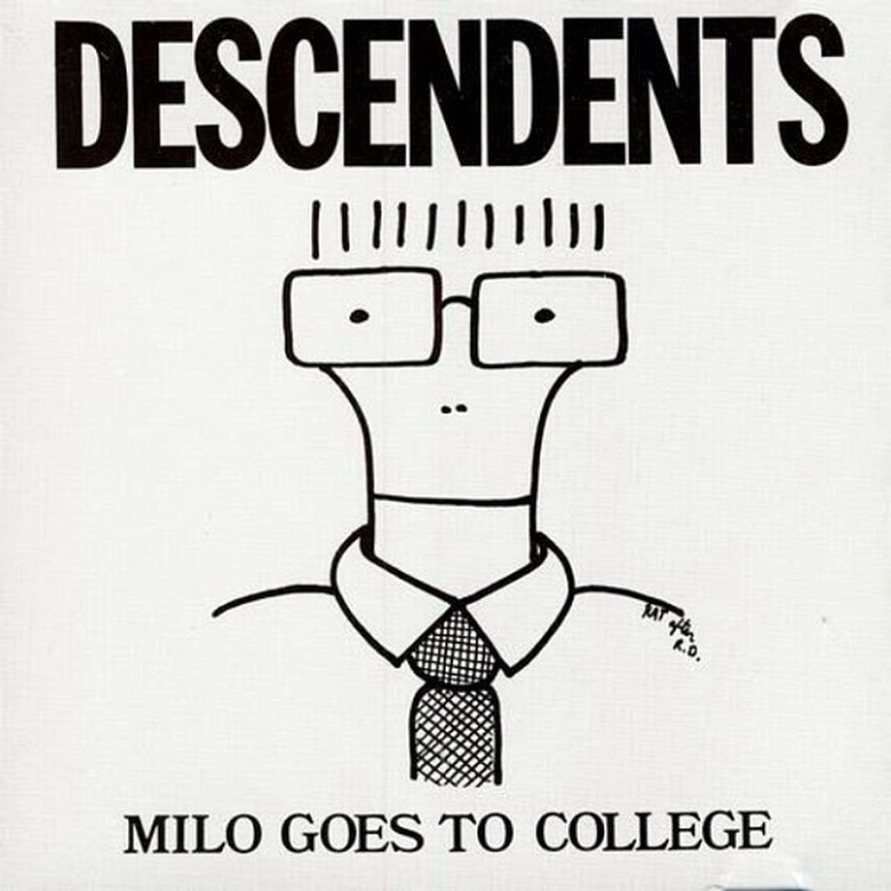 Descendents started school for photography this week