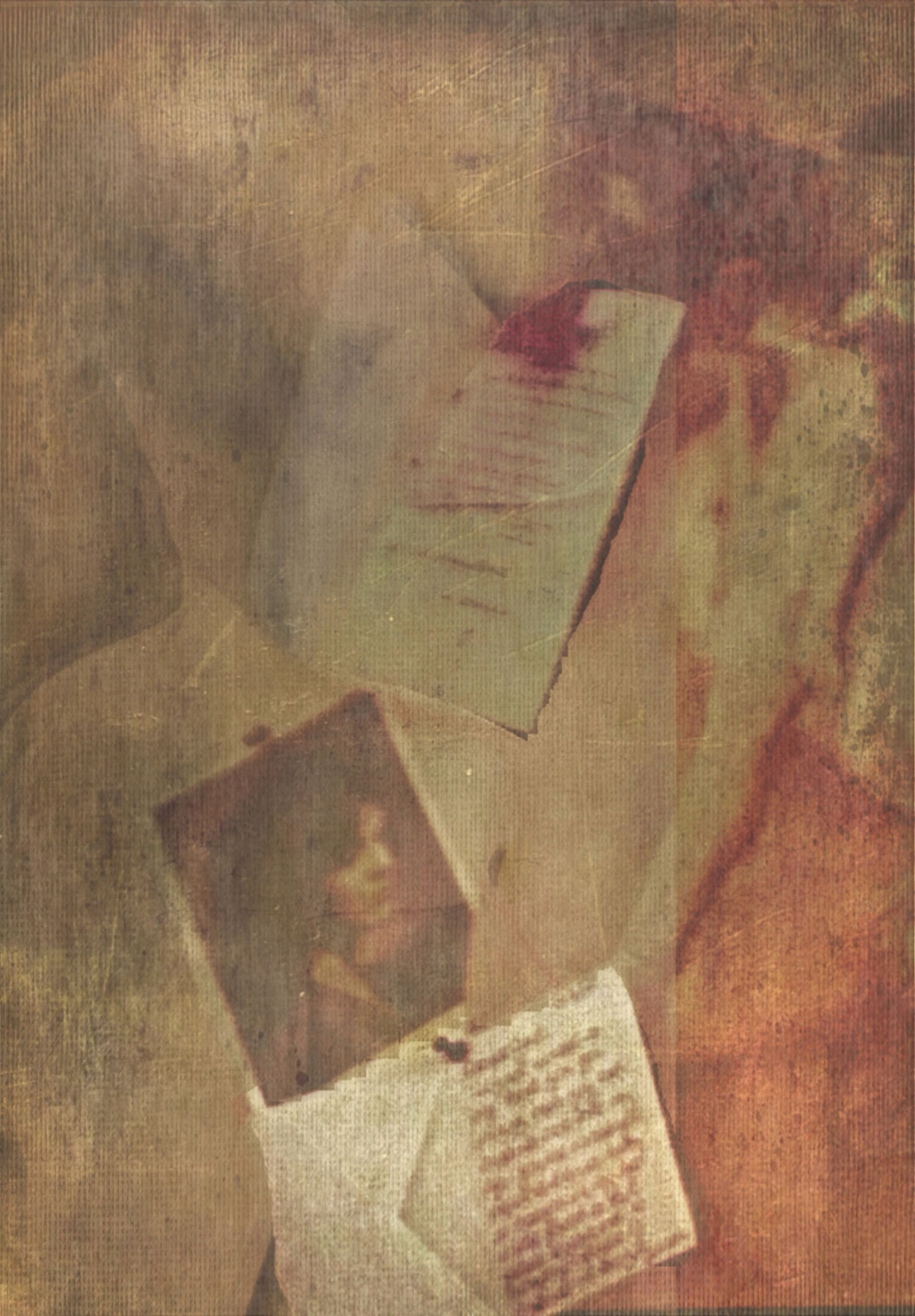 She Lies With Degas II <> Ponwphoto 2013poemWeAreJuxt.com Emotionalorphan