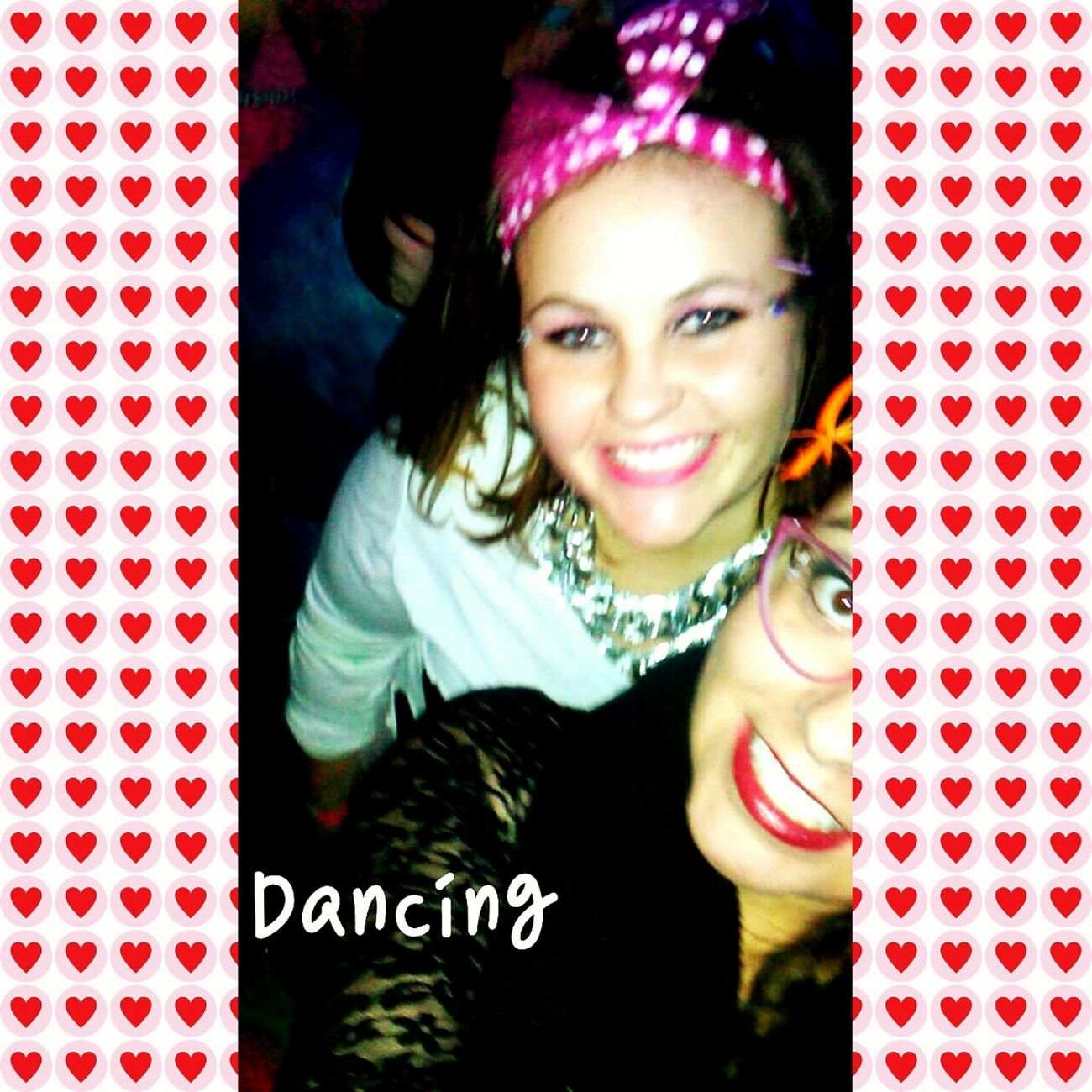 Dancing with my bestie! Grizmatik Besties♡ Lovelyladies Birthday Shennanigans