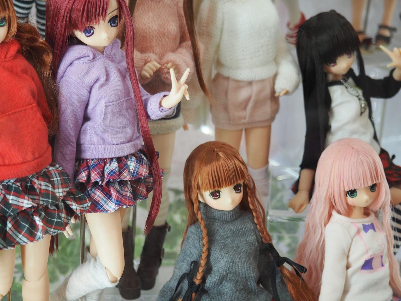 Childhood Day Doll Doll Dolls Fashion Girls Human Representation Indoors  Japanese  Japanese Culture Long Hair Manga Medium Group Of People Retail  Women