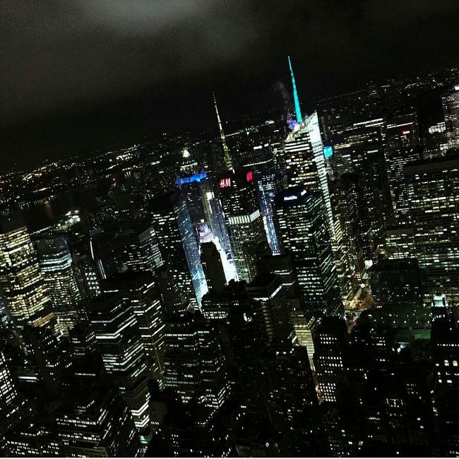 Newyork Skyline City Sky Scraper