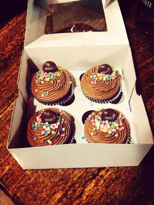 Cupcakes for the birthday boy!! ? Cupcakes Yummy Cupcakefairy Eatme