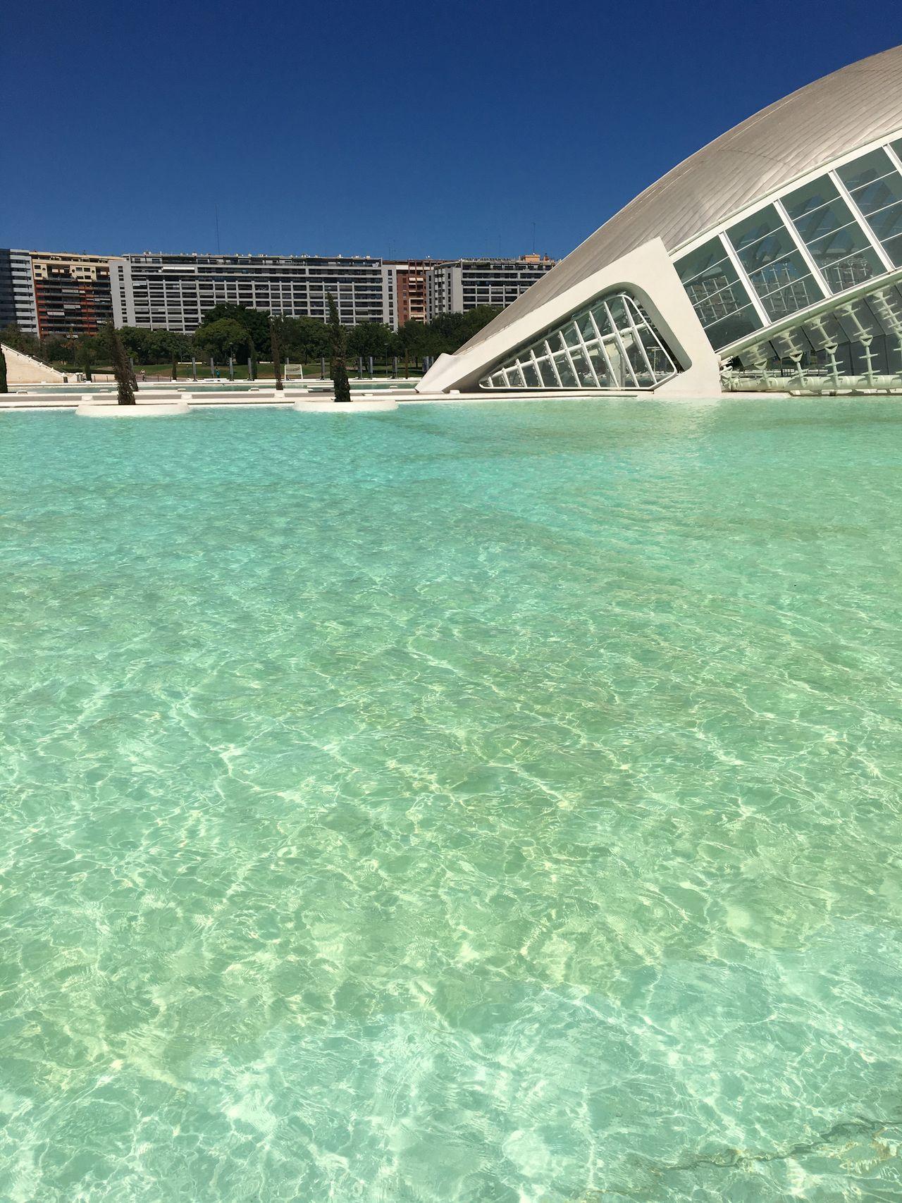 Oceanographic València Travel Building Exterior Tourism Travel Destinations