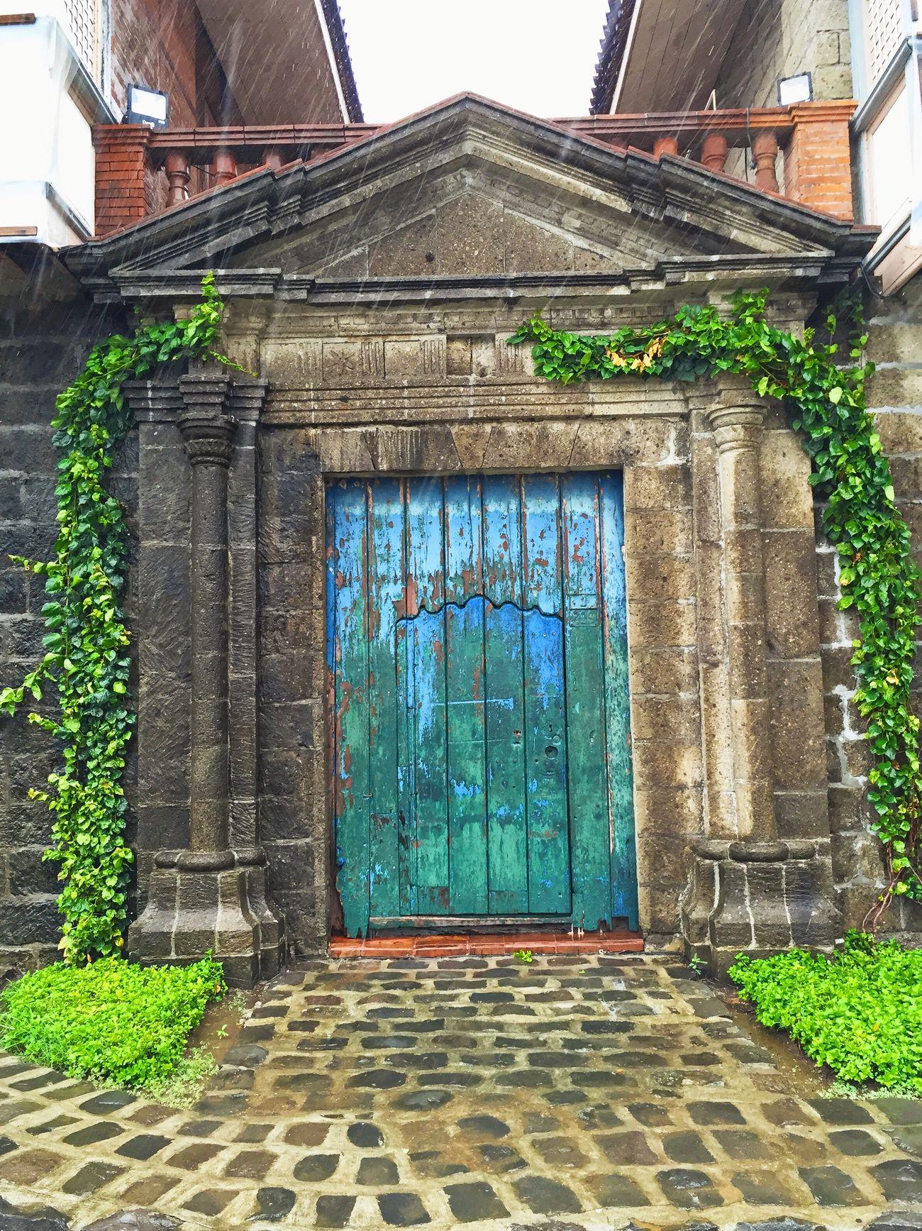 Nature On Your Doorstep Door Architecture Las Casas Filipinas De Acuzar