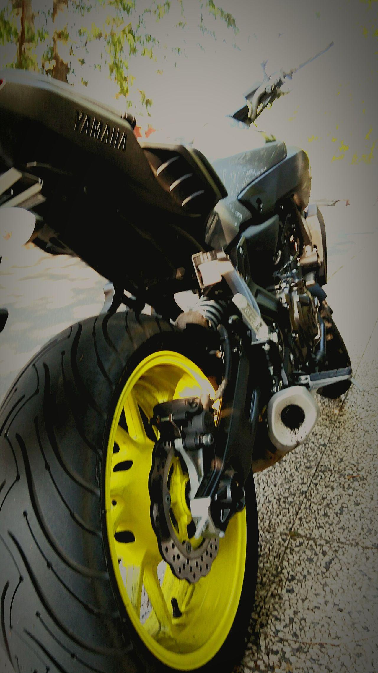 Motorcycle Bike Ride