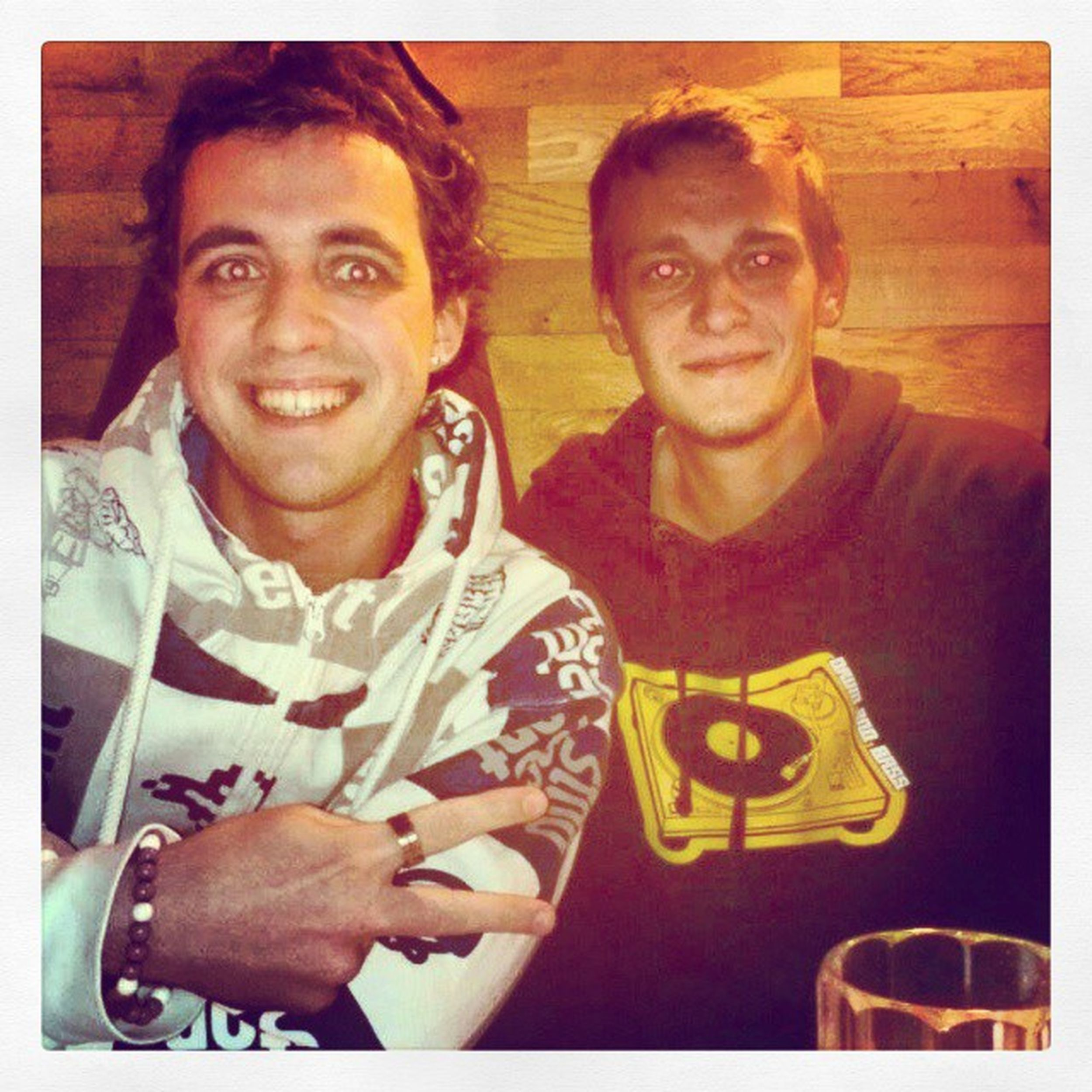 Me and my friend on small Beer meeting :-) Othersideclick BeatLife Boss Bosses Rap HipHip PictureOfTheDay PicOfTheDay Friends