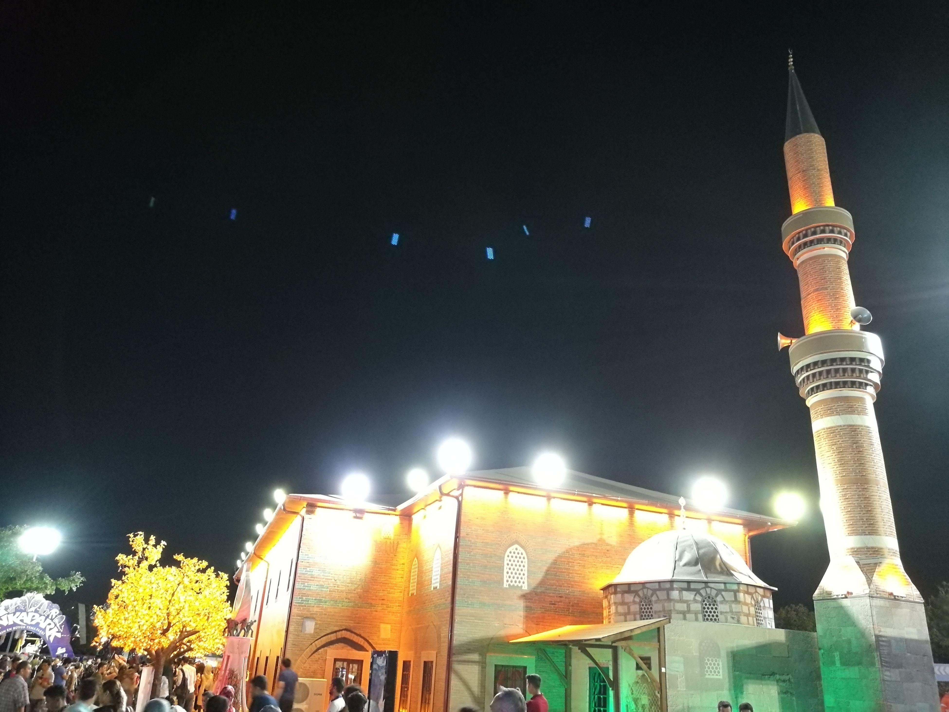 Deneme birki :) HACIBAYRAMVELİ Camii First Eyeem Photo