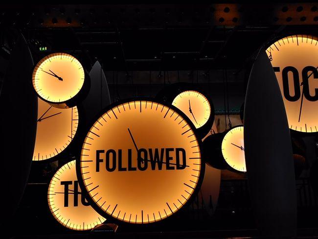 Discoverireland Guinessstorehouse Illuminated LearningEveryday Message Ticktockticktock Time Travelling