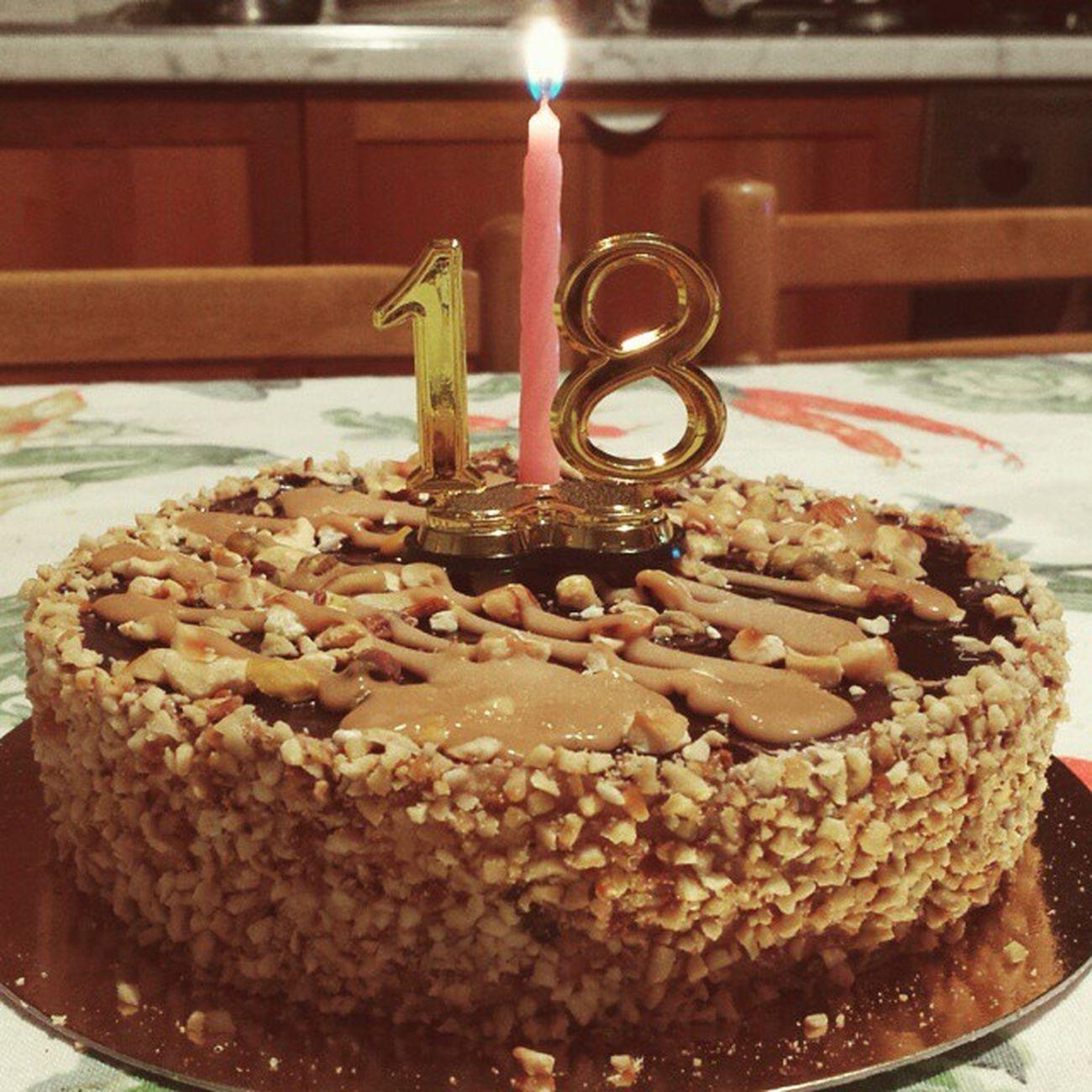 18 Anni Lavecchiaia Grazieatutti ❤💋