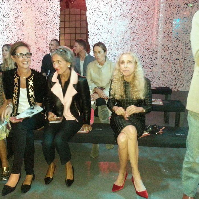 Francasozzani Missoni Ss15 Missoniss15 Fashion Milan Mfw Milanfashionweek WOW