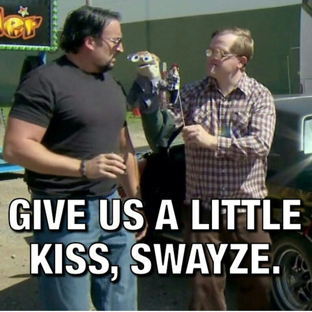LMAO Funny Tpb Trailer Park Boys Julian Bubbles Patrick Swayze