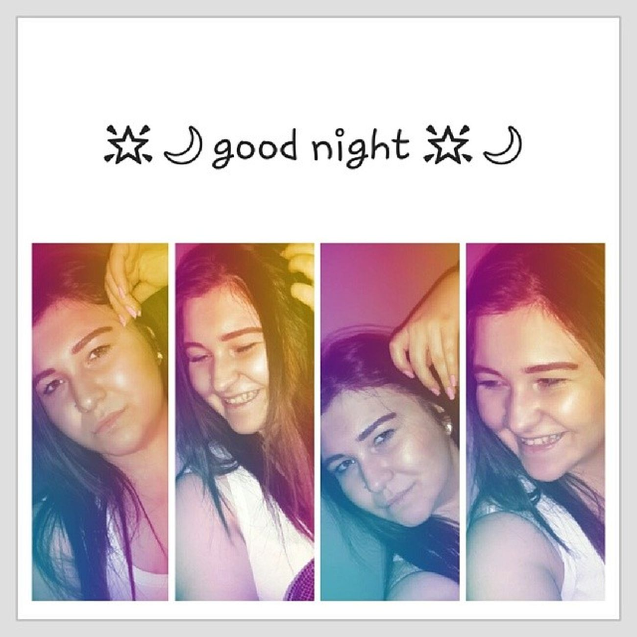 Goog night World Happy Love instamood instalove instagood instamag naturel smile enjoy ??????