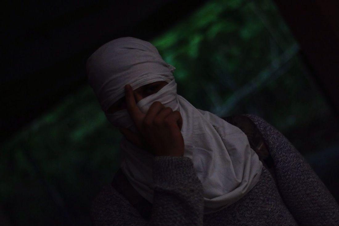 Taking Photos Enjoying Life Germany Bielefeld Anonymous Anonym Mask Hidden Model Boy Muscles Pullover Moslem
