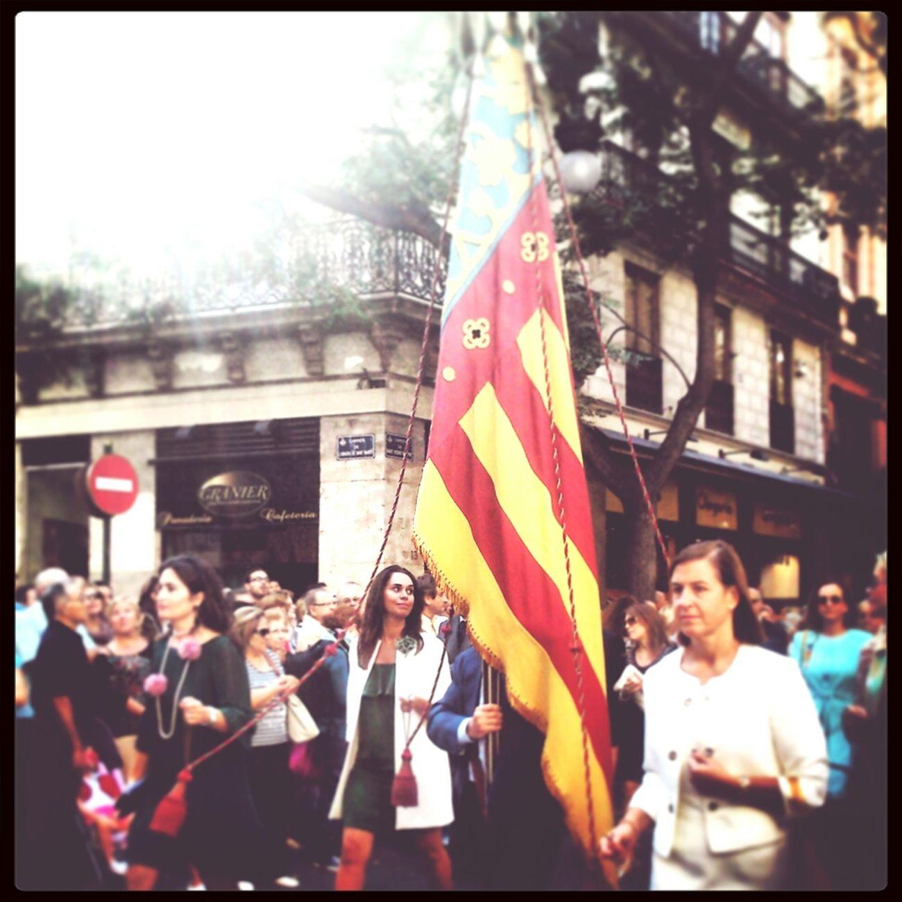 9Octubre Seyera Flag València #Spain