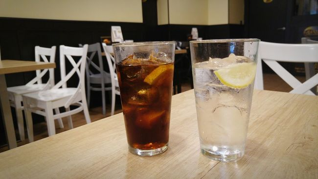 Drinks Fresh Drinks Coke Sparkling Water No People Glass Glasses Drinks With Friends