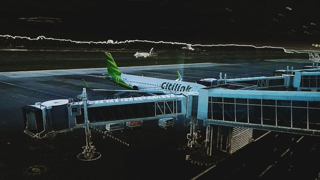 Airport Boarding Iseng Slewat
