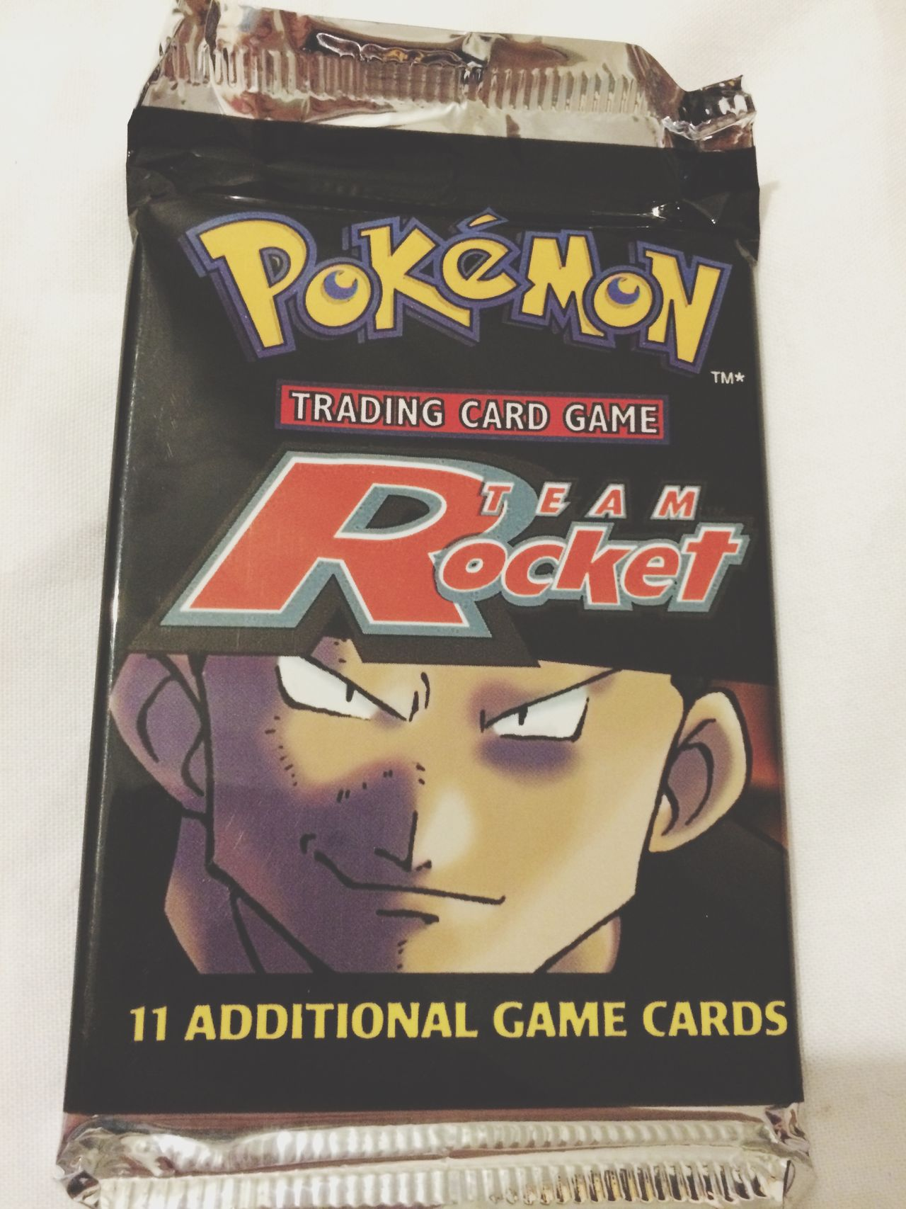 Booster pack Pokémon Booster Pack 90s