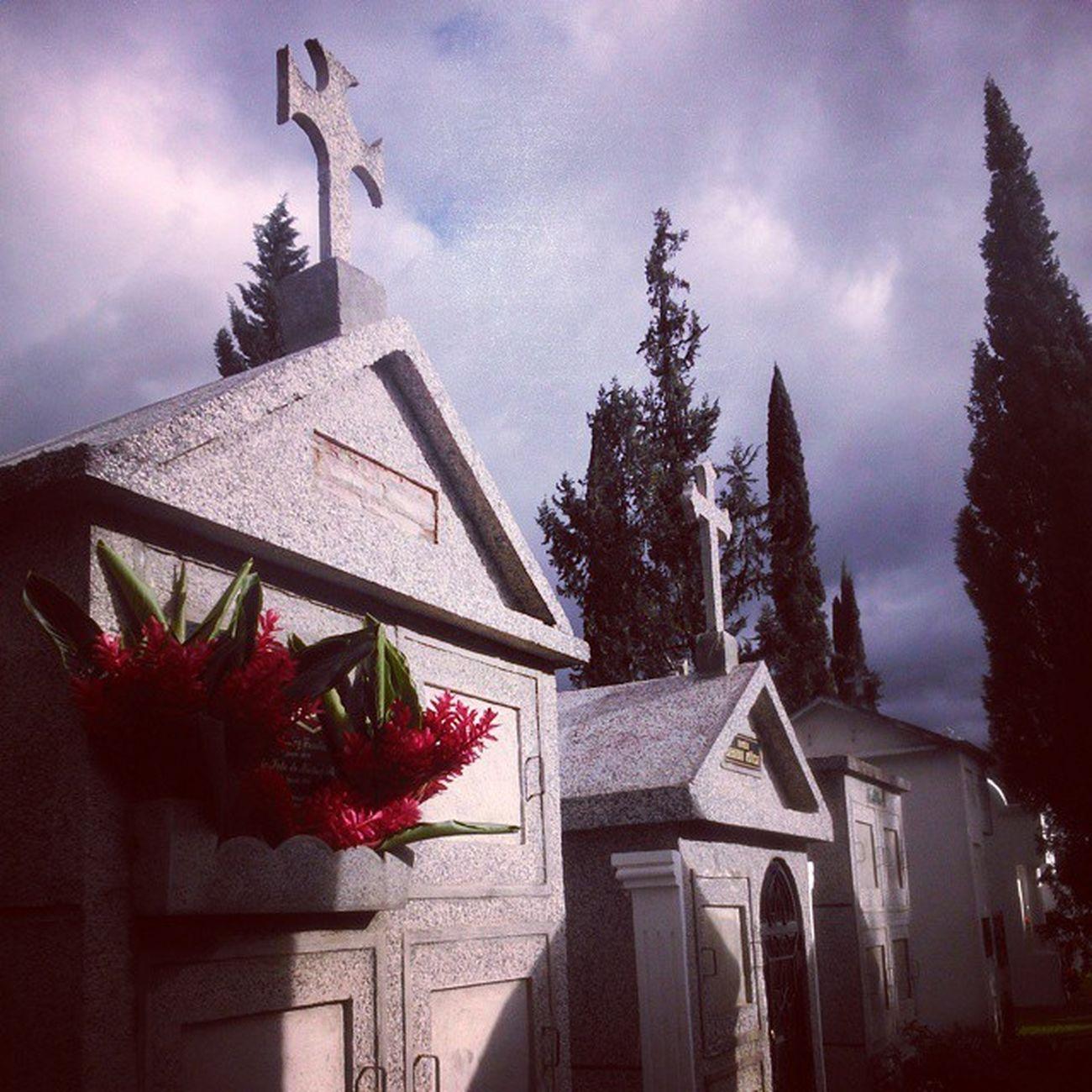 Vida y muerte / Life and death Cementerio privado San Lázaro, Antigua Guatemala. Antigua Guatemala Noviembre Tradiciones Colores Vida Muerte Guategram Instaguate PerhapsYouNeedALittleGuatemala TheRealGuatemala VSCO Vscocam November Life Death
