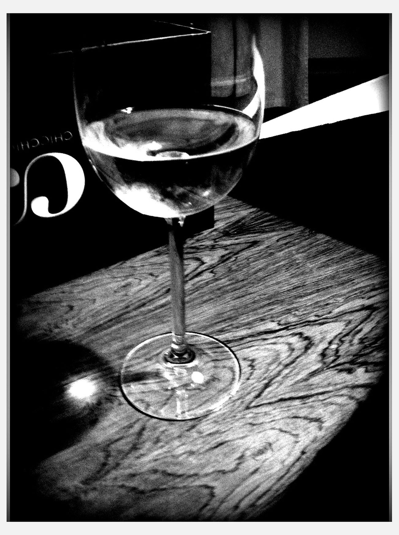 drinking wine at Anna Koschke Drinking Wine