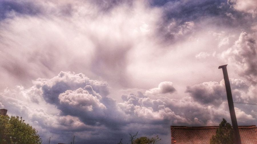 Sky Nature Thunderstorm Cloud - Sky Clouds Naturescenery Day Outdoors Scenics