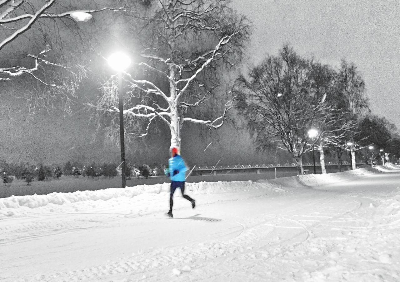 IPS2016Winter Aurora Chasing Sojourn IntotheArticCircle Rovaniemi, Finland Run In The Snow Snow ❄ Snowrunner LLLimages Learn & Shoot: After Dark Winterinlaplandfinland Winterinfinland2016 Iphonephotography Iphone6
