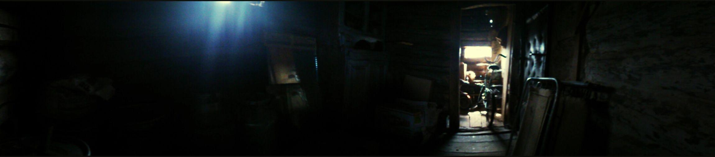 Old House Thriller Room