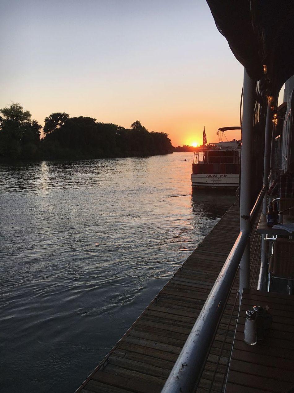 Sacramento, California Crawdads Sacramento River