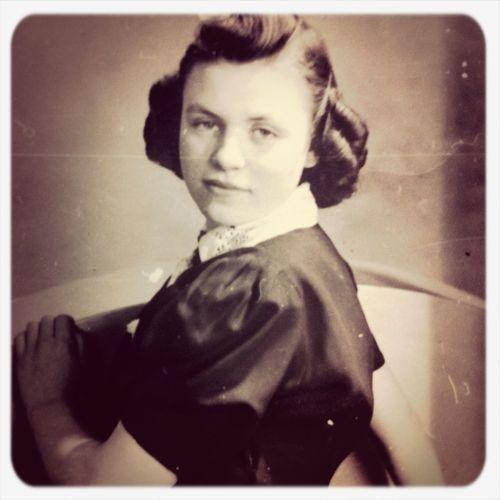 My Beautiful Grandmother