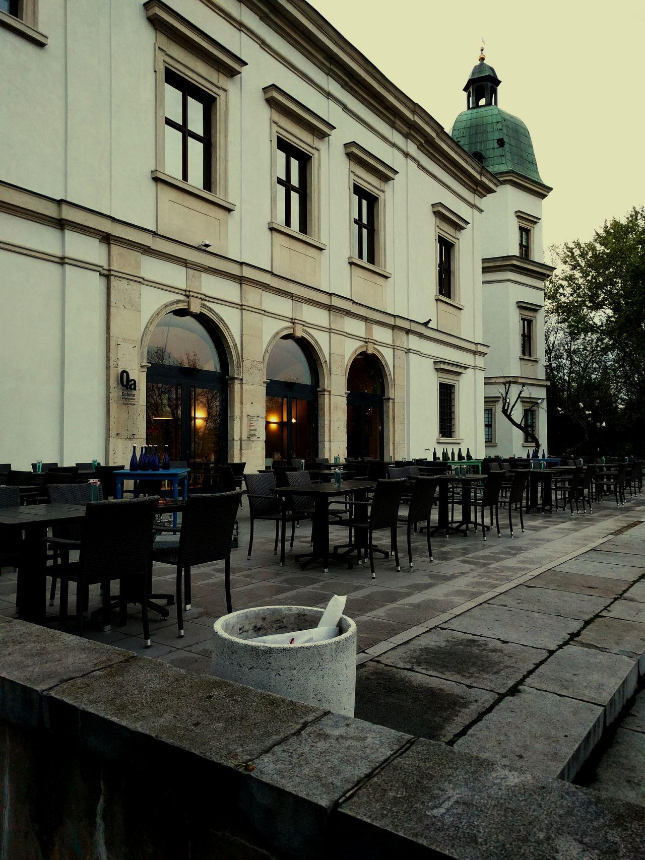 Warszawa  Ujazdowski Zamek  Kuchniaartystyczna
