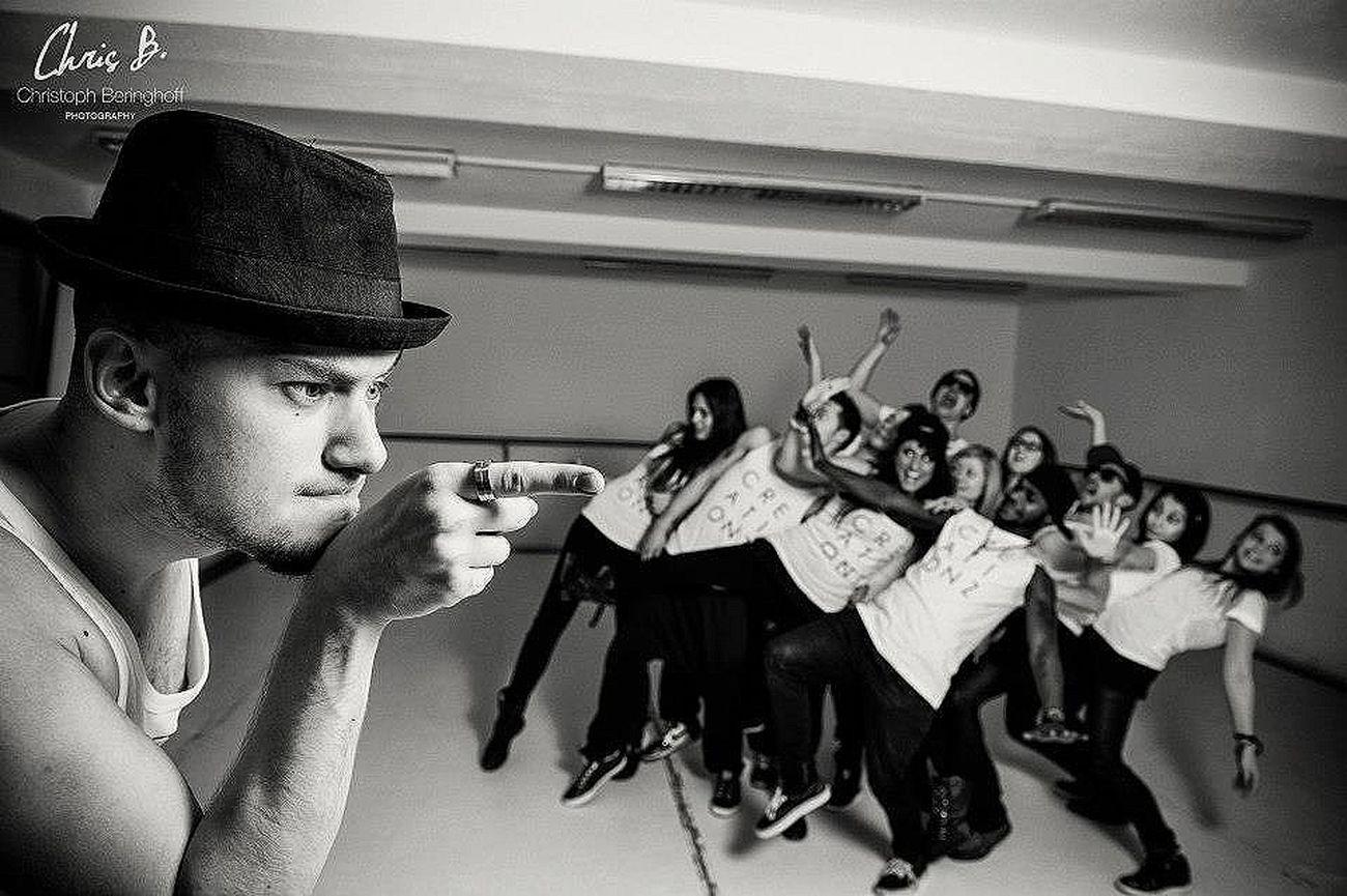 Creationz Hiphop Dance Tanzen Swag
