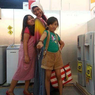 Georgeous girls in my life... Tepocece Bundang Alfanova Mallska