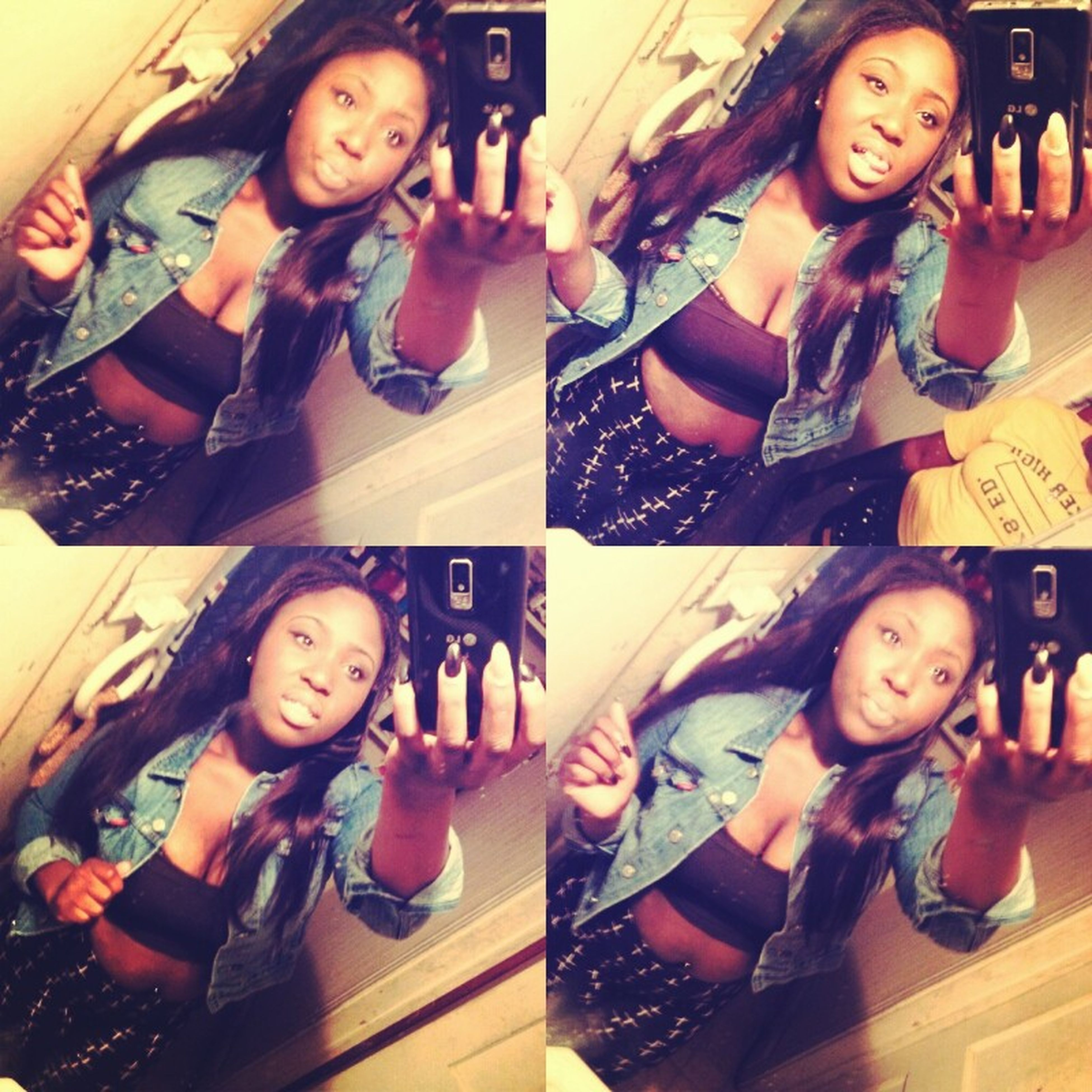 Who Else Couldd It Be Besidess..ME! ツ
