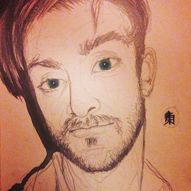 Sktchy Art Me Portrait