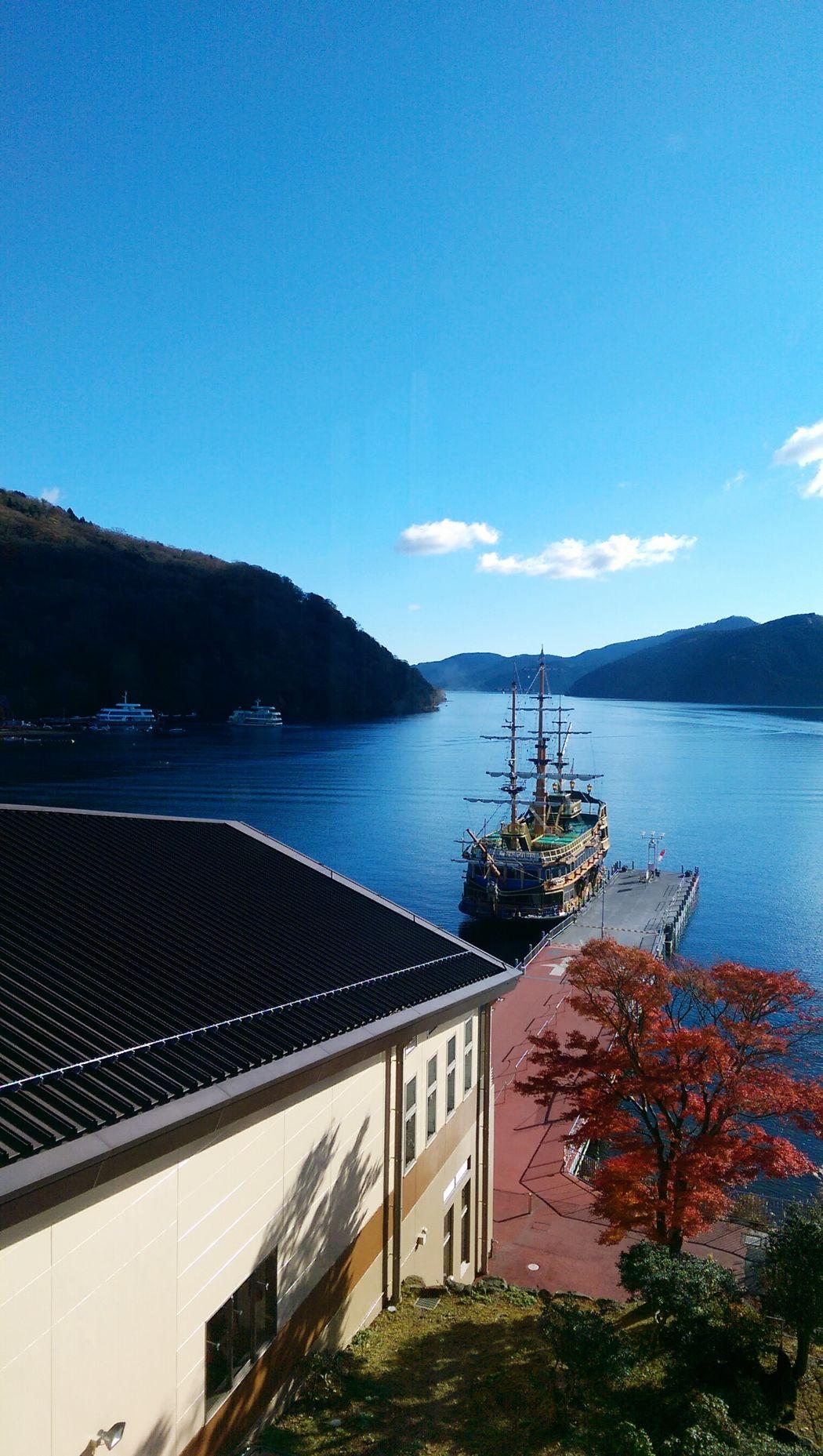 Enjoying The Sights Boat Ride Fresh Air Sun Ultimate Japan