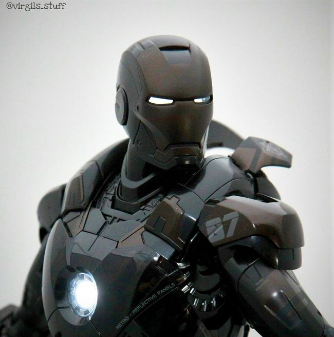 Check This Out Toyphotography Onesixthscale Marvel Hottoys Housepartyprotocol Ironman Ironlegion