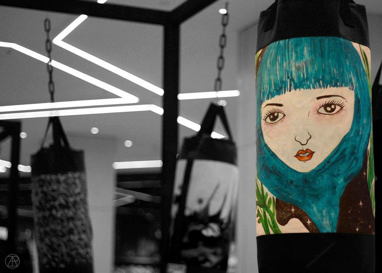 Fisticuffs. Streetcon Fisticuff Dubai Art Urban Lifestyle