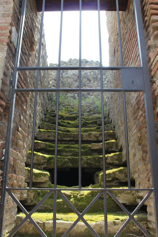 Ancient Civilization Architecture Close-up Day No Entry No People Prison Raw Photography Stairs