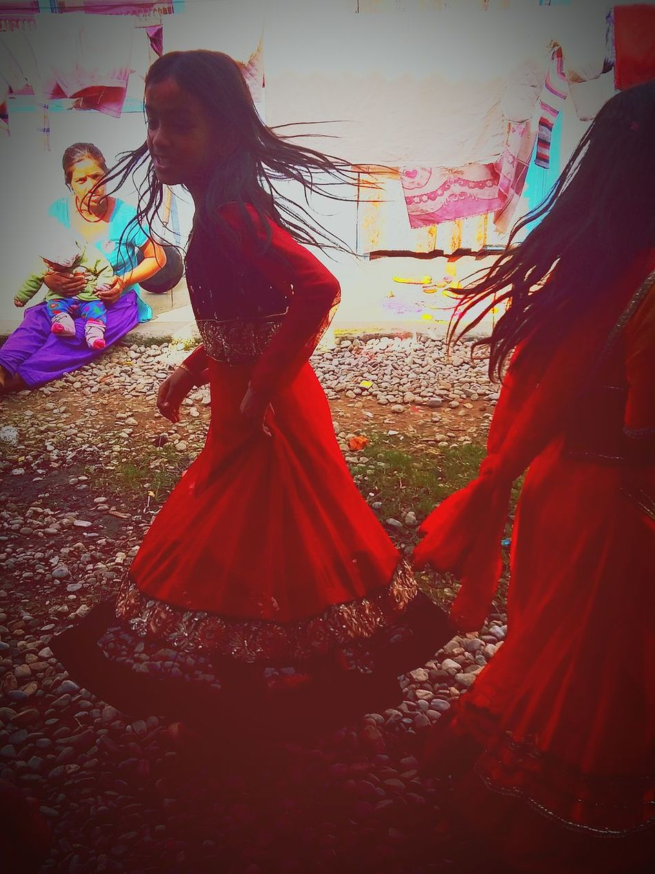 Pokhara, Nepal Life In Nepal Nepal Travel Nepaliculture Nepaligirls Lovely Pokhara Festivals Tihar Dancemusic Danceparty Dancers Colored Life In Colors Live Music Music Festival Music Time