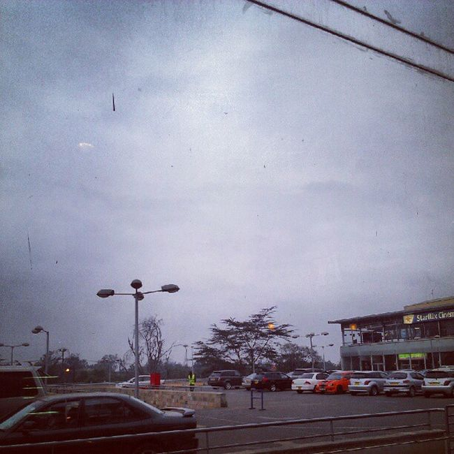 Nairobi Cold Weather 13degrees freezing Africa. July KenyanWinter