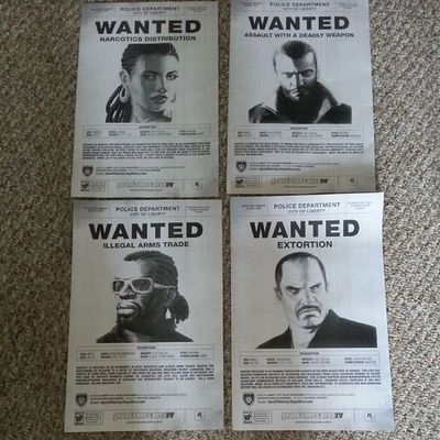 Rare Rockstar Games wanted posters :-) Check out my youtube channel www.youtube.com/user/oKILL3RJESUSo Instagram Instagood Like Love bf4 gta battlefield battlefield4 gta5 follow4follow follow me okjo igaddict instalike 2014 picoftheday Xbox youtube grandtheftauto grandtheftauto5 illest dope Xbox1