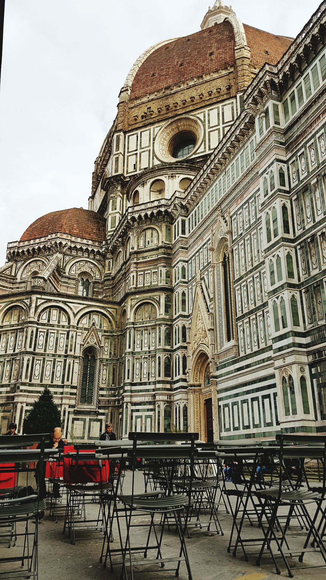 Dome. Architecture Travel Travel Destinations Built Structure Outdoors No People History Italy🇮🇹