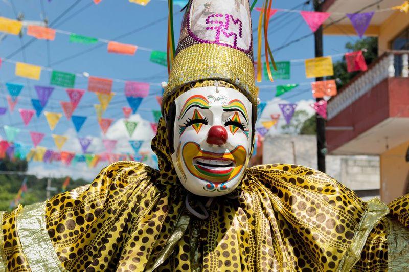 Close-up Creativity Multi Colored Art And Craft Day Colorful Art Xico Pueblo Mágico Veracruz, México Photography