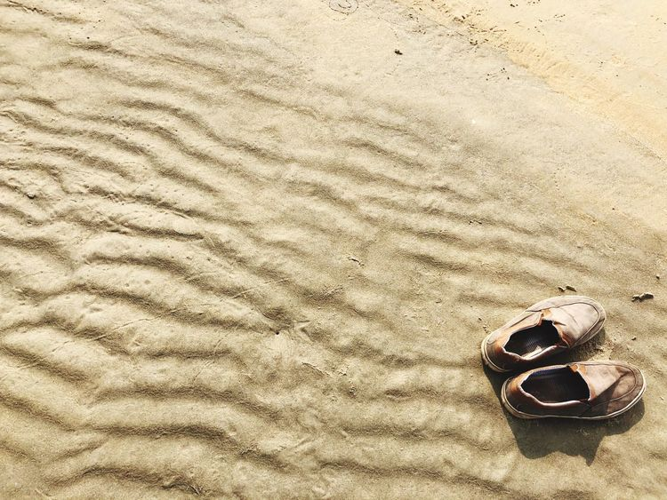#wanderlust #goa #lifeisabeach Backgrounds Sand No People Day Outdoors Close-up
