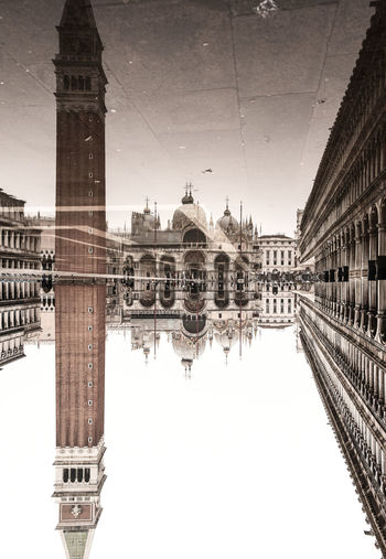 Architecture Art EyeEm Italy Reflections Symmetry Two Two Is Better Than One Venice