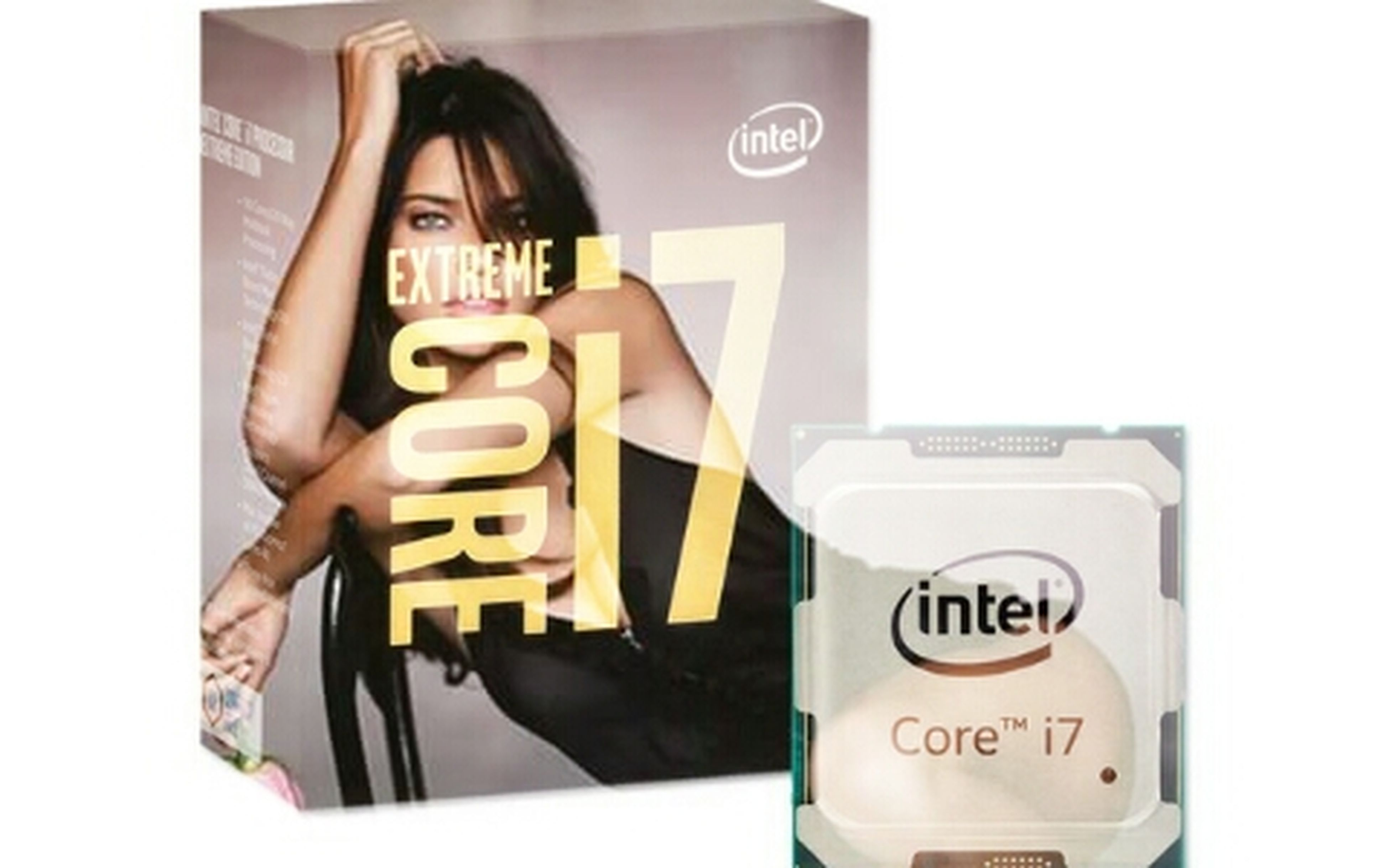 New 10 Cores Intel® Core™ i7-6950X is Rock! Women Adult One Person Indoors  Adults Only Men People Young Adult Scientist Intel Text